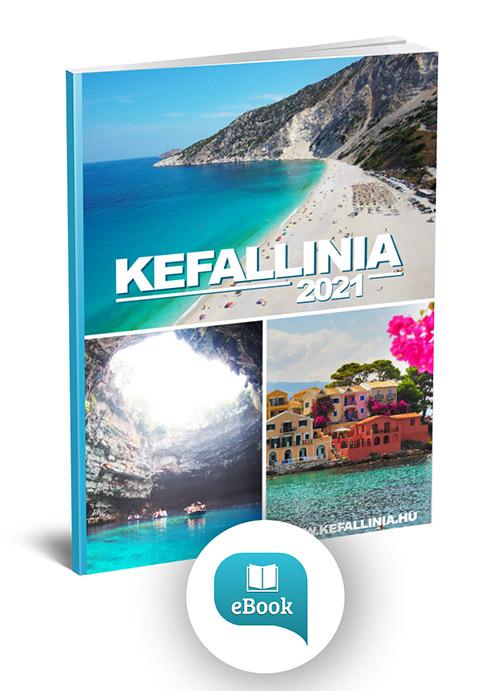 Kefalonia útikönyv