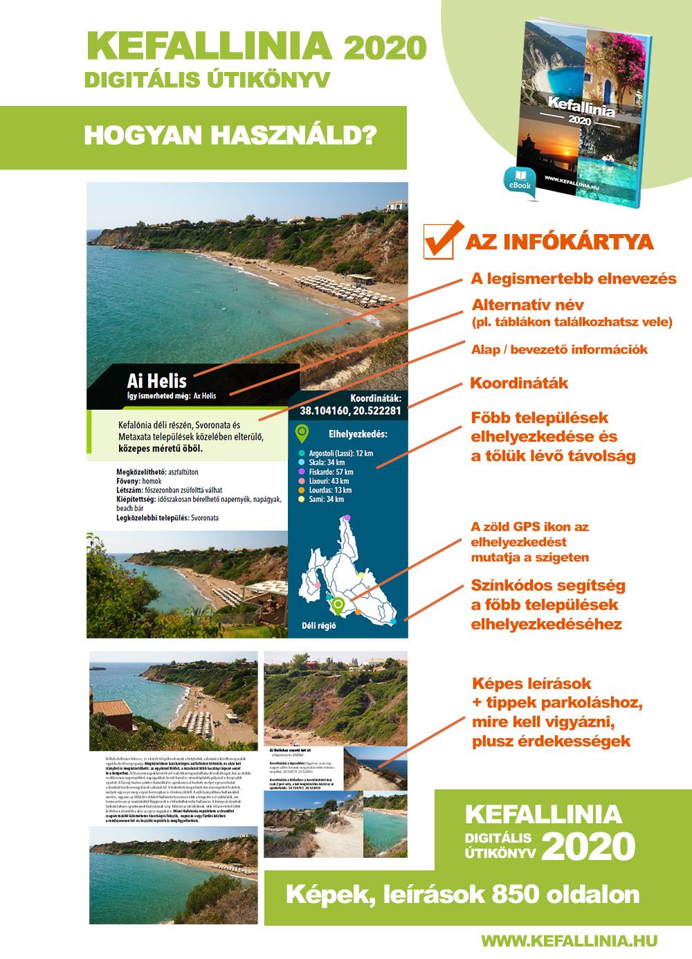 Kefallinia digitális útikönyv